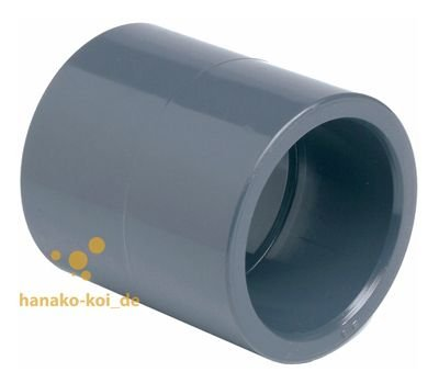 PVC-Muffe Ø 20 mm Koi Teich Filter Fitting