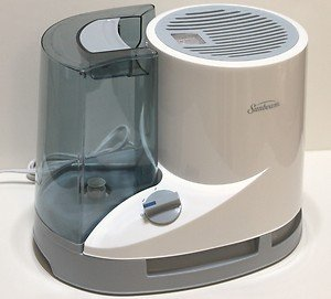 Image of Small Room Purified Mist Variable Fan Speed Humidifier (SCM1701)