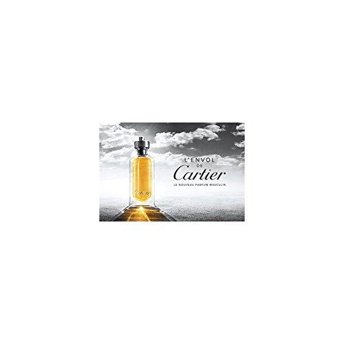 Cartier L 'envol Eau de Parfum spray ricaricabile, 1er Pack (1x 100ml)
