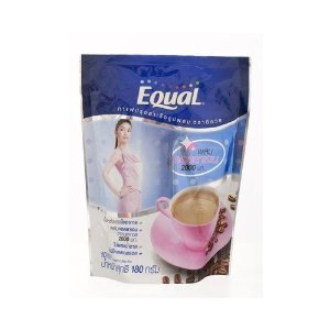 Equal Coffee 10Sac X 18G. [Get Free Herbal Lozenges]