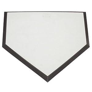 Amazon.com : Schutt Sports Spiked Home Plate Baseball Base