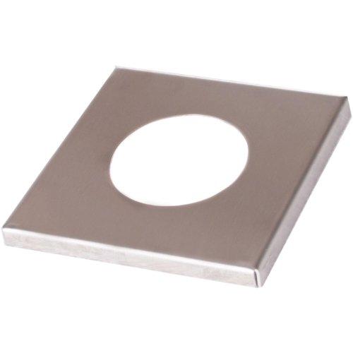 Bbqguys.com Stainless Steel Umbrella Mount (Bbq Island Umbrella Sleeve compare prices)