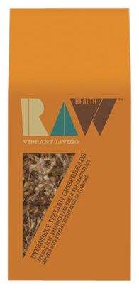 Raw Health Organic & Raw Intensly Italian Crispbread - 100g