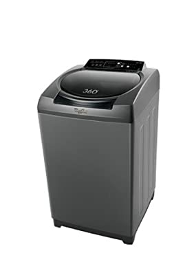 Whirlpool WS110H G11.0K 360 World Series Fully-automatic Top-loading Washing Machine (11 Kg, Graphite)