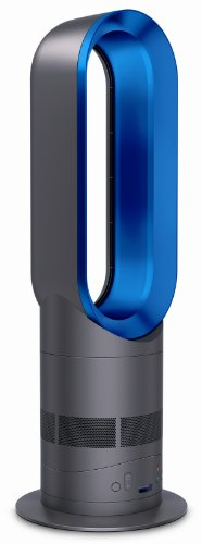 Dyson AM04 Air Multiplier Heizlüfter / 2000 Watt / anthrazit/blau