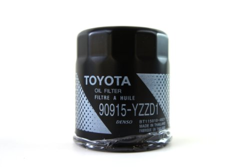 Toyota Genuine Parts 90915-YZZD1 Oil Filter (98 Toyota Tacoma Parts compare prices)