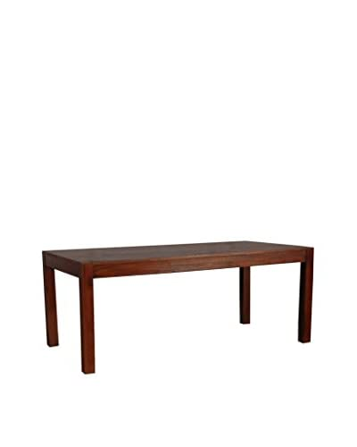 Jeffan Davis Rectangular Dining Table, Natural