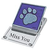 C103-Paw Print Purple