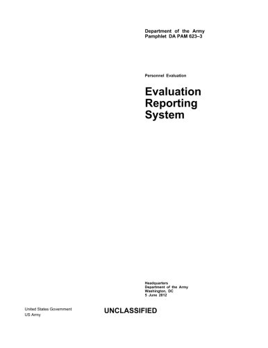department-of-the-army-pamphlet-da-pam-623-3-personnel-evaluation-evaluation-reporting-system-5-june