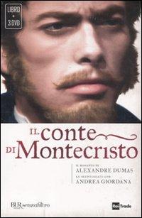 Cover Il conte di Montecristo. Con 3 DVD