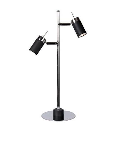 Lucide Lampada Da Tavolo Nero Unica