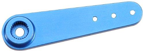 "Futaba Single Aluminium Horn, Blue, 1.5"" - 1"