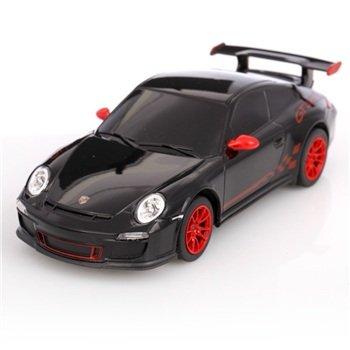 1/24 Scale Radio Remote Control Model Car Porche GT3 RS R/C (Black)