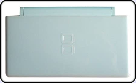 Ice Blue - Nintendo DS Lite Complete Full Housing Shell Case Replacement Repair w/ Hinge Set