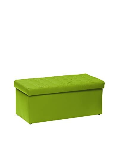 13 Casa Pouf Contenitore Toy A8 Verde