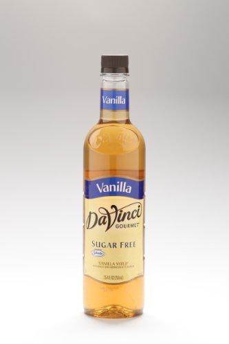 Da Vinci Sugar Free Original Vanilla Syrup (Plastic Bottle)