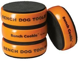 BENCH COOKIE, WORK GRIPPERS, (4PK) BPSCA 989466 - TL17330 Di BENCH DOG TOOLS