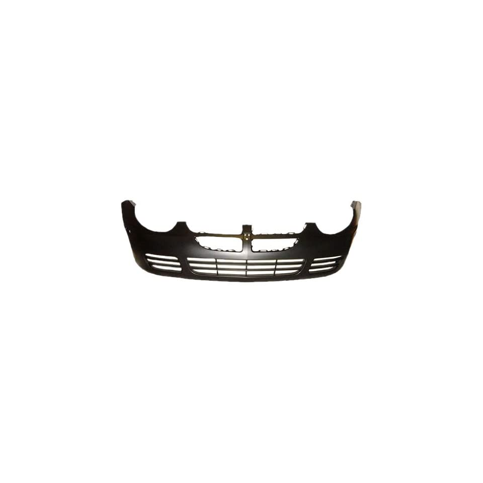 OE Replacement Dodge Neon Front Bumper Cover (Partslink