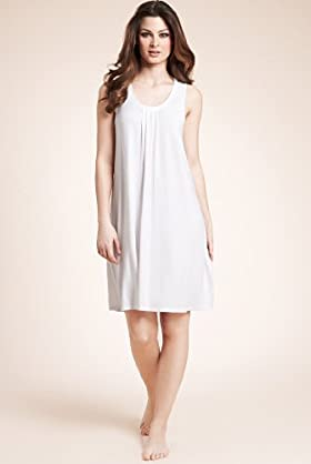 Autograph Pleated Front Swing Nightdress