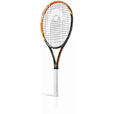 Head MX Spark Pro Tennis Racquet Silver/Black