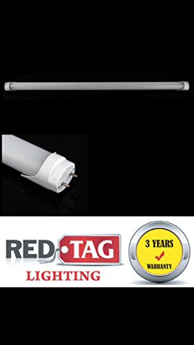 Redtag Lighting® Box of 10 pcs 18W T8 LED Tube