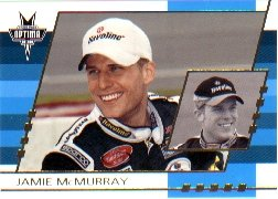 Buy 2003 Press Pass Optima Gold #G17 Jamie McMurray by Press Pass Optima