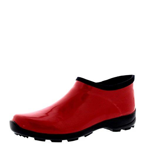 donna-di-gomma-lucidare-scarpe-giardino-pioggia-neve-stivali-di-gomma-dre38-abl0170
