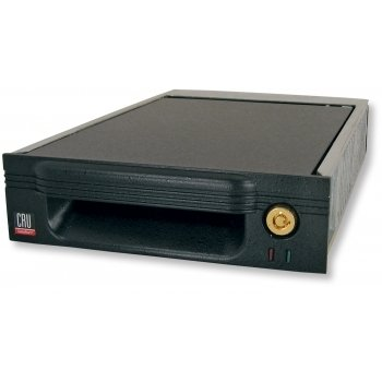Cru-Dataport Removable Drive Enclosure,Complete Assembly, Dataport 5+ Sata 3gb/S