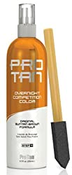 Pro Tan Overnight Competition Color Original Suntan Brown