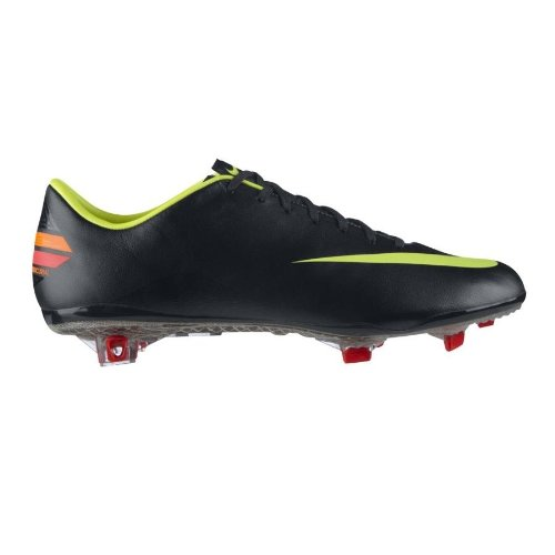52b3ee3cc The Features Nike Mercurial Vapor VIII FG Cleats Seaweed Challenge Red Volt  7 5 -