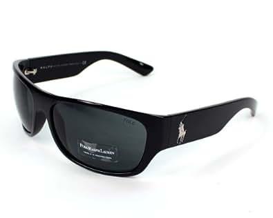 Ralph Lauren Polo Lunettes de soleil Pour Homme 4074/S - 500187: Shiny black