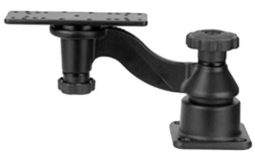 National Products RAM-109H Marine Ram Single Swing Arm Mount System
