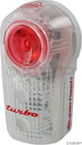 Planet Bike Blinky Superflash Turbo 1W Tail Light