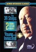 Alfred Hitchcock Double Feature: The 39 Steps / Young and Innocent