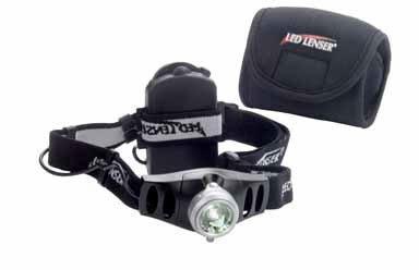 Led Lenser 7497 Focusing Led Headlamp With Vlt H7