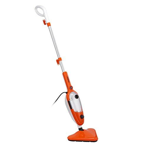 VonHaus 10 In 1 Upright And Handheld Steam Mop Cleaner