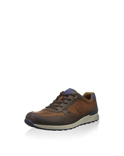 Ecco Sneaker Cs14 mokka/aubergine