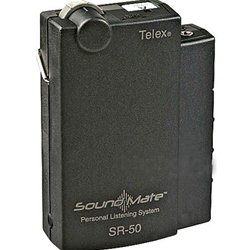 """SoundMate SR-50 Ch """"A"""" Personal Receiver 72.1 MHz by Electro-Voice"""