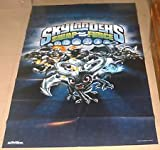 "Skylanders Mega Character Collector Double-Sided Poster 51"" x 29"""