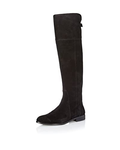 Charles By Charles David Women's Reed Flat Boot, Black, 8 M US As You See