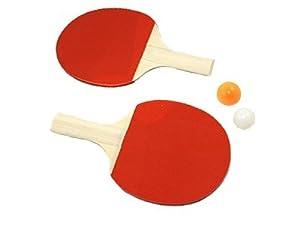 Play & Fun Table Tennis Set (2bats & 3 Balls) (LG0003)
