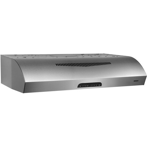 Broan QP230SS Evolution 2 30 In.: the convenient convertible range hood
