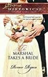 The Marshal Takes a Bride (Charity House Book 1)
