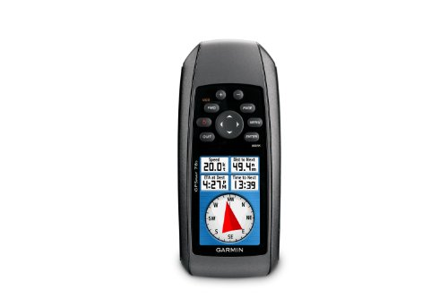 Garmin GPSMAP 78s with Built-In Worldwide Basemap