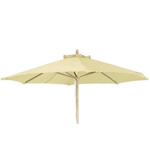 8 FT - Umbrella Canopy Replacement - Beige