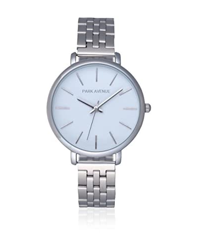 Park Avenue Reloj de cuarzo Grace Plateado 36 mm