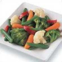 Culinary Select Antigua Vegetable Blend - 3 Lb. Package, 8 Packages Per Case