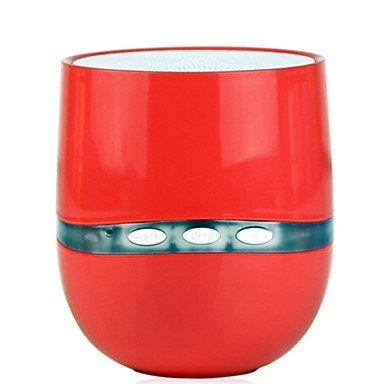 Zaki Nizhi Tt-026 Mini Wireless Bluetooth V2.1 Subwoofer Speaker For Iphone / Samsung + More - Black/Green/Red/Blue