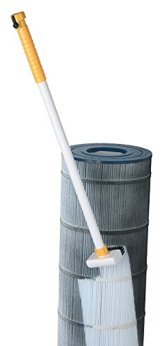 Pool Filter Cartridge Cleaning Wand Garden Hose Attachment (Pool Filter Cartridge Cleaner compare prices)