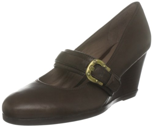 Geox Women's D Mia T Coffee Wedges Heels D13P5T000Clc6009 4 UK, 37 EU